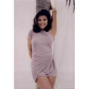 BEVERLY HILLS TIFFANY AMBER THIESSEN SAVED BY THE BELL CUTE IN PINK