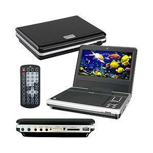 GPX 8 Inch Portable DVD CD and Photo Player with Remote