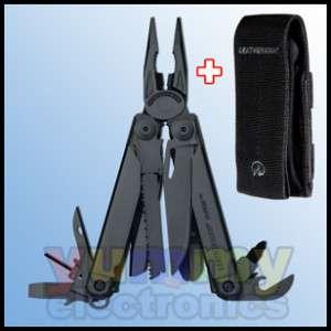 Leatherman Surge BLACK Multi Tool Knife & Molle Sheath