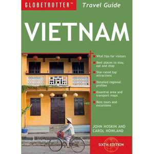 Vietnam Travel Guide [With Travel Map], Hoskin, John: Travel & Nature