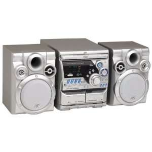 JVC MXK3 Compact Stereo System Electronics