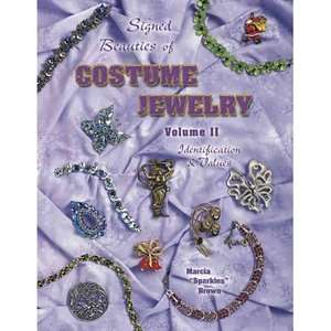 of Costume Jewelry: Identification & Values, Brown, Marcia: ARCHIVE