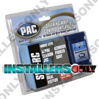 PAC SWI RC Universal Steering Wheel Adapter Interface