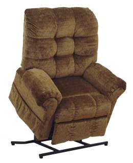 POWER LIFT FULL LAYOUT CHAISE RECLINER OMNI 4827