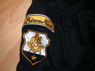 Prince Hall Mason Jacket F&AM L  6XL Freemason Coat NEW