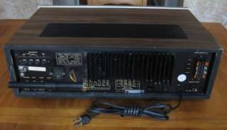 77 Fisher RS 1052 AM/FM Stereo Receiver  55 WPC   Very Nice   Works