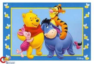 Winnie Pooh&Friends 54x80 Nursery Area Rug /Carpet