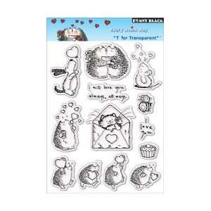 Penny Black Clear Stamps 5X7.5 Sheet Arts, Crafts