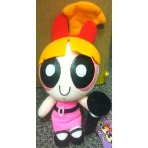 Powerpuff Girls Blossom 6 Plush Doll Toy