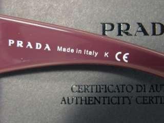 New Authentic HOT Prada Sunglasses SPR 22MS 7ZX 4V1 PR22M 22MS Made In