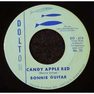 Candy Apple Red / Come To Me I Love You: Bonnie Guitar