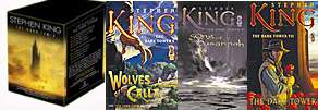 Stephen King Dark Tower COMPLETE SERIES 7 Books NEW