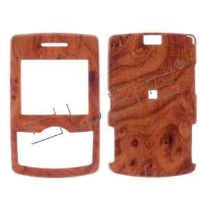 Samsung Propel a767 / a766 Light Wood Grain Design Hard
