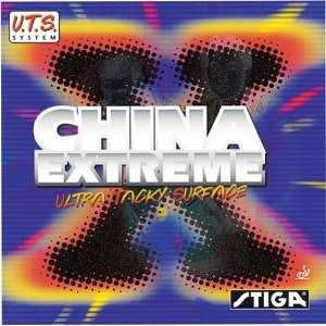 STIGA China Extreme Table Tennis Rubber