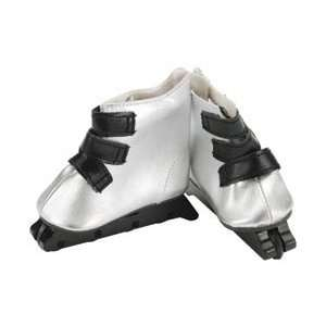 Fibre Craft Springfield Collection In Line Skates Silver